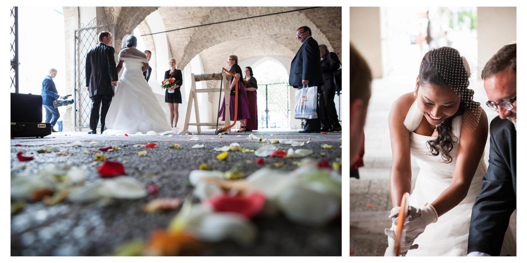 Hochzeit bei jena