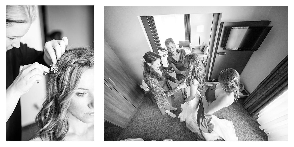 Hochzeit im DORINT Hotel in Erfurt